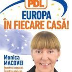 Monica Macovei afis
